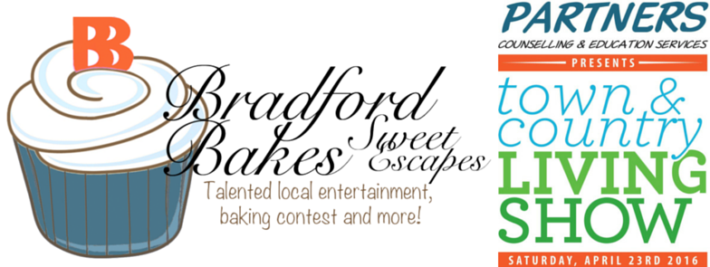 Bradford Bakes, Town & Country Living Show