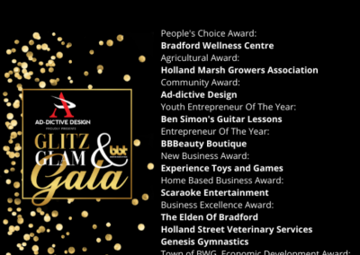 Please join us in celebrating our 2019 Business Excellecce Award Winners